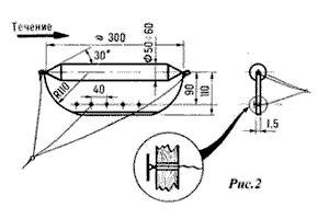 Прикормочный кораблик чертежи